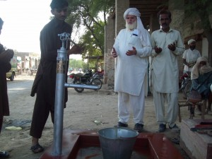 Pump No. 108