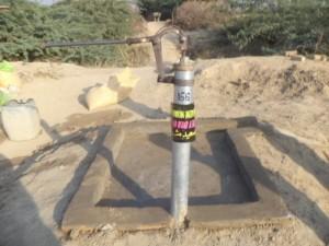Pump No. 166