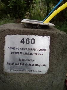 Pump 460 Tank Abbotabad