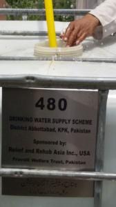Pump 480  TANK Abbotabad